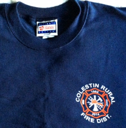 CRFD Fundraising Pocket T-Shirt