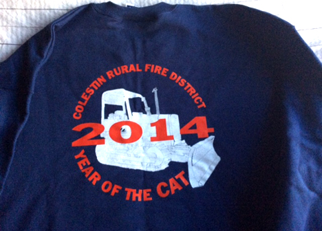 Colestin Rural Fire District Fundraising